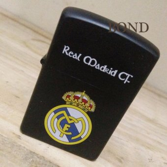 Korek Api Komunitas Real Madrid - Lighter Anti Angin