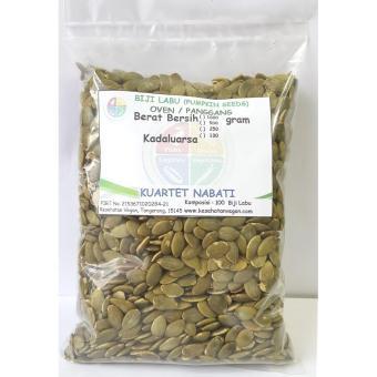 Pumpkin Seed (Biji Labu Kupas) Oven - Roasted - Matang - Rasa Original 100