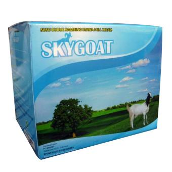 ... Bubuk Full Cream 1 Box. Source · Susu Kambing Sky Goat Rasa Original isi 10 saset