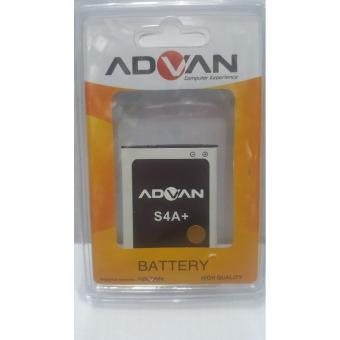Advan Baterai Batt Batre Battery Advan S4A+ Plus - Foto Asli