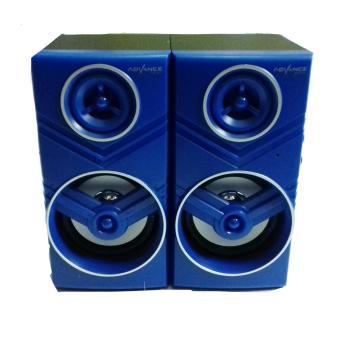 Advance Speaker USB Multimedia Duo 80 .
