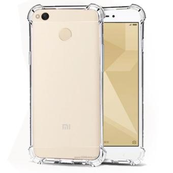 Anti Shock / Anti Crack SoftCase For Xiaomi Redmi 4x