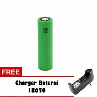 Senter Tipe 18650 18350 Source · Baterai Rokok Elektrik Sony 2600mAh Mods Vape .