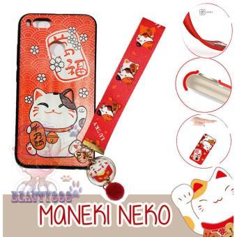 Beauty Case Anti Crack Xiaomi MI A1 Anti Shock Xiaomi MI A1 Fortune Cat Couples New