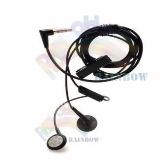 ... BlackBerry 9220 Stereo Portable Handsfree Blackberry original Headset Blackberry Universal Earphone Hitam