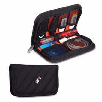 BUBM Tas USB Flash Drive Organizer Bag Holder Case Pelindung Protection Universal Electronics Tempat Penyimpanan Aksesoris