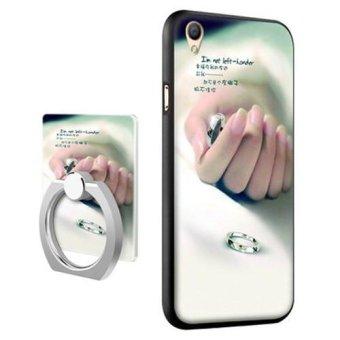 Buildphone Silica Gel Soft Casing Ponsel untuk OPPO A37 (multicolor)-Intl