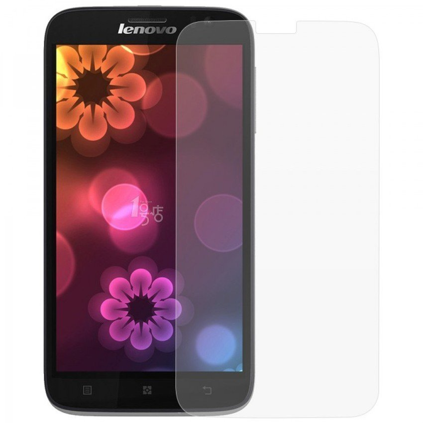 Vn Lenovo S60 Tempered Glass Screen Protector 0.32mm - Anti Crash Film - Bening