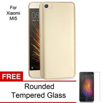 Calandiva 360 Degree Protection Slim Hardcase Premium Quality Grade A for Xiaomi MI 5 / Mi