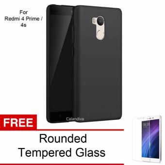 Calandiva 360 Degree Protection Slim HardCase Premium Quality Grade A for Xiaomi Redmi 4S / Prime