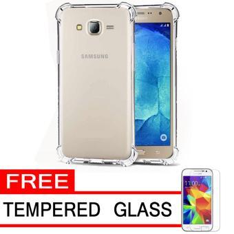 Case Anti Shock / Anti Crack Elegant Softcase for Samsung Galaxy J2 2015 (J200)