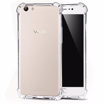 Case Anti Shock / Anti Crack Elegant Softcase for Vivo Y69 - White Clear