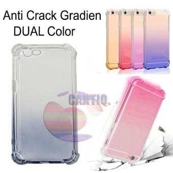 Case Anti Shock Gradient Oppo F1S A59 Ultrathin Anti Crack Elegant Softcase Anti Jamur Air Case