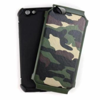 Case Army Oppo F1S / A59 Soft+Hard Slim Back Cover
