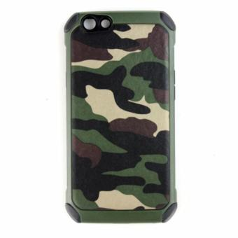 Case Army Oppo F1S / A59 Soft+Hard Slim Back Cover - NU0403