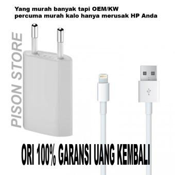 Charger iPhone ORIGINAL 100% for iPhone 5/5s/5c/6/6s