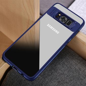 CLEAR AUTO FOCUS Samsung Galaxy J2 Prime Soft Case Material hybrid plastik dan silikon berkualitas