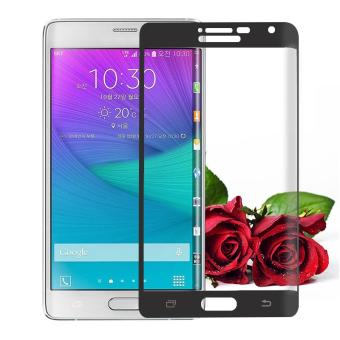 For Samsung Galaxy Note Edge Premium Full 3D Cuvred Cover 0.3mm 9H Tempered Glass Screen