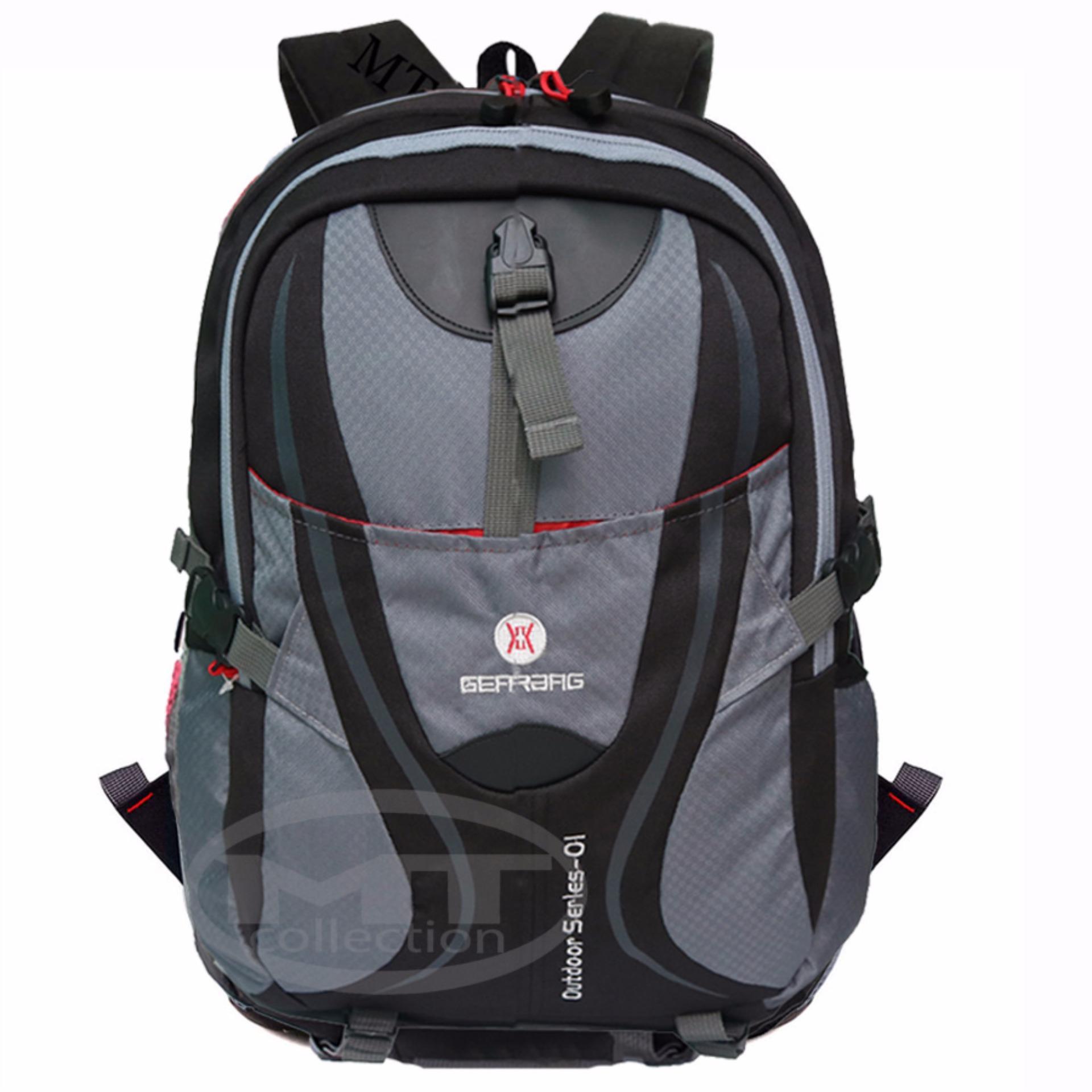 Gear Bag Outdor Series-01 - Tas Ransel Backpack Original Free Raincover