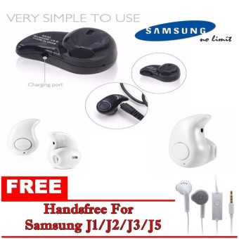 Handsfree Wireless Bluetooth Mini Stereo Universal (KEONG) FREE Samsung Handsfree young