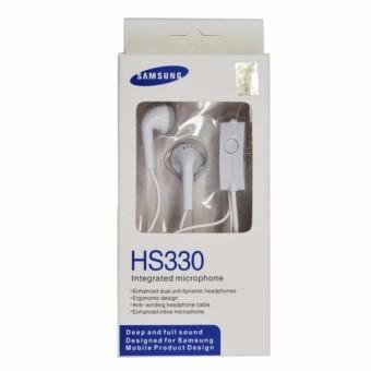 Hippo Hip Earphone Putih Update Daftar Harga Terbaru Indonesia Source · Headset Handsfree HS 330 Putih
