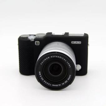 Silikon Berkualitas Tinggi Camera Case Bag Cover untuk Fujifilm X-A3 XA3 XA10-Intl