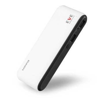 Hippo Powerbank Eve the real 10000mAh SP - White