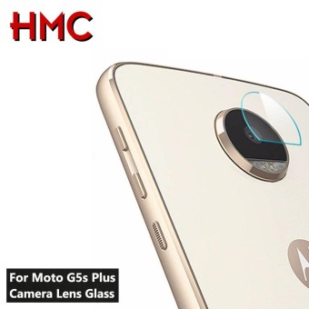 HMC Motorola Moto G5s Plus 2017 / XT1805 - Back Camera Lens Tempered Glass - 2.5