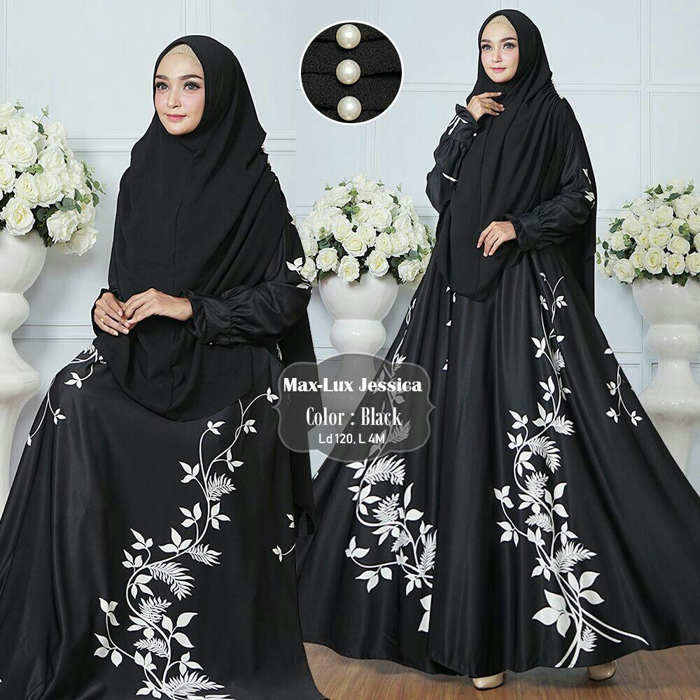 Kehebatan Humaira99 Baju Gamis Syari Jumbo Dress Hijab Muslimah