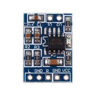 HXJ8002 Mini Audio Suara Amplifier Modul Power Amplifier Board Pengganti-Internasional