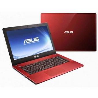 Jual Asus A456UR-GA093D - 4GB RAM - Ci5-7200U - 14 - Merah