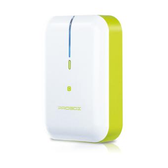Jual Probox Mini Series HE6-52UIC Powerbank 5200mAh - Hijau Harga Termurah Rp 300000. Beli Sekarang dan Dapatkan Diskonnya.