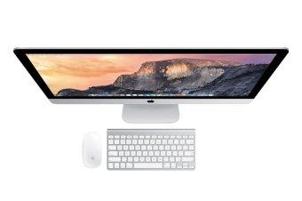 Jual Apple iMac MK462ID/A - 27 5K-Retina - Intel - 8GB RAM - Silver