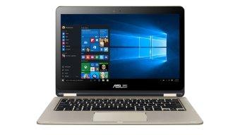 Jual Asus VivoBook Flip TP301UJ - 13.3 - RAM 4GB - Intel® Core™ i7-6500U - Hitam