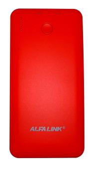 Jual ALFA LINK Store Power bank AP 4000R Red Harga Termurah Rp 249000. Beli Sekarang dan Dapatkan Diskonnya.