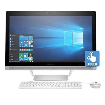 Jual HP AIO 24-B123D -Core i5-6400T-4GB-1TB-21.5
