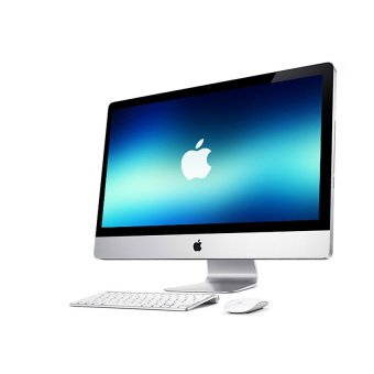 Jual Apple iMac MK142 - 21.5 LED - Intel i5 up to 2.7GHz - Ram 8GB - 1TB - Silver