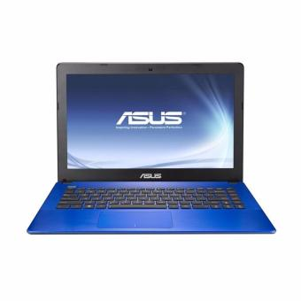 Jual Asus A455LA-WX668T BLUE - Ci3-5005U - 4GB - Intel HD - 14 - WIN 10