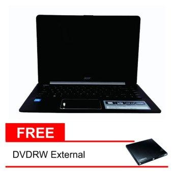 Jual Acer L1410 - 14 - Intel N3050 - 2GB - 500GB - Linpus Silver