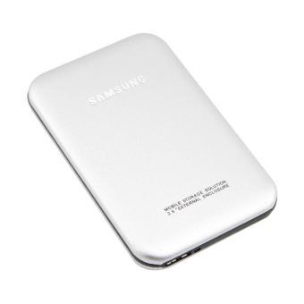 Jual Samsung External Case Harddisk/HDD 2.5 Sata USB 3.0 - F2 - Silver