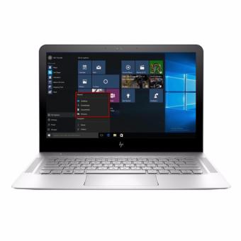 Jual HP Envy 13-AB046TU - Intel Core i7-7500 - 8GB - 512GB - NO ODD - 13.3 QHD - Windows 10 HE - Silver