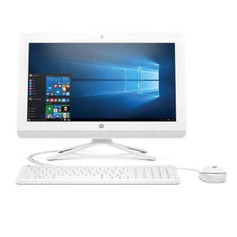 Jual PC HP All In One 20-C013D - Intel Celeron Dual Core J3060 - 4GB - 500GB - 19.45 - Windows 10 - Putih