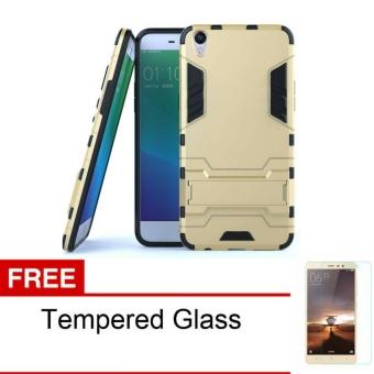 Jual Nillkin Frosted Shield Hard Case Untuk Oppo F1 Plus / R9 - Rose Gold +
