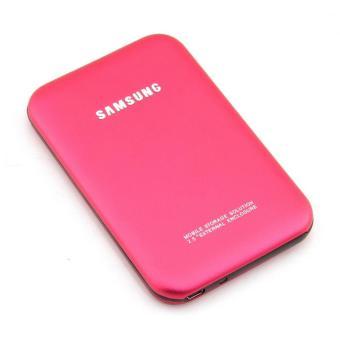 Jual Samsung External Case Harddisk/HDD 2.5 SATA USB 2.0 – Merah