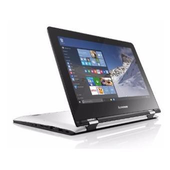 Jual Lenovo Yoga 300 - N3050 | 4GB | 500GB | 11.6 TOUCH LIPAT | Win10