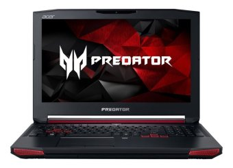 Jual Acer Predator 15 - G9-592G - 15.6 - RAM 4GB - Intel Core i7-6700HQ - Windows 10 - Hitam
