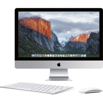 Jual Apple iMac MK142 Late 2015 - 21.5 - Intel i5 - 8 GB - Silver