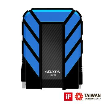 Jual ADATA HD710 Harddisk Eksternal 2.5 1TB/USB3.0 - Biru