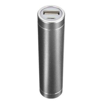 Jual 18650 USB Power Bank Battery Charger Kit (Grey) Harga Termurah Rp 93360. Beli Sekarang dan Dapatkan Diskonnya.