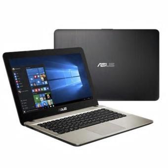 Jual Asus X441SA-BX001D - RAM 2GB - Intel Celeron-N3060 - 14LED - DOS - Hitam